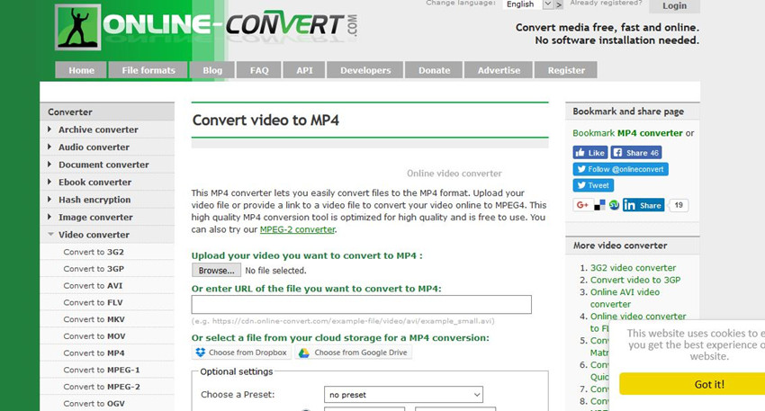 Helpful Online & Desktop Converters to Convert 3GP to MP4